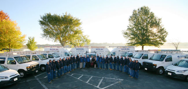 Best air conditioning contractor in North Andover