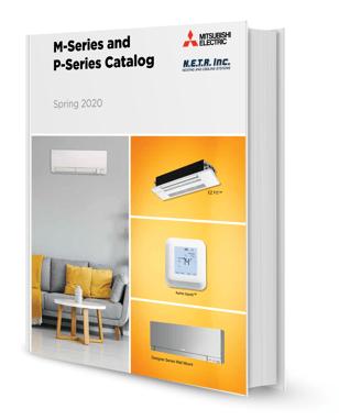 Book Cover-Mitsubishi Catalog Spring 2020